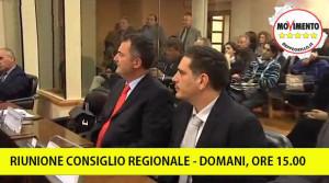 Consiglio Regionale Leggieri e Perrino