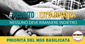 reddito-di-cittadinanza-M5S Basilicata