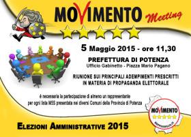 Amministrative Incontro Basilicata web