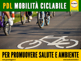 Mobilità ciclabile web