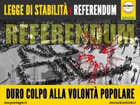Referendum boicottato web
