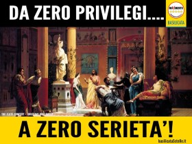 zero privilegi lacorazza