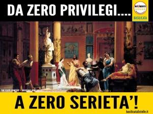 zero privilegi lacorazza