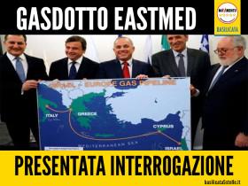 eastmed gasdotto