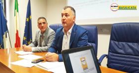 M5s: conferenza stampa dei consiglieri Gianni Leggieri e Gianni Perrino