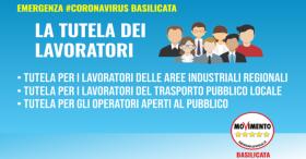 coronavirus tutela lavoratori basilicata